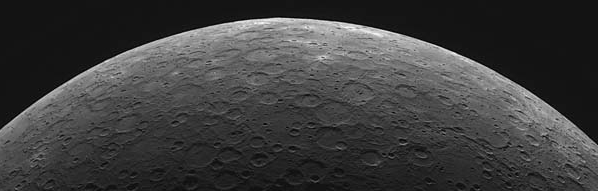 Mercury as seen by the Messenger spacecraft.  Is this what Kepler 37 b looks like too?